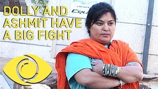 Dolly Bindra Vs Ashmit Patel FIGHT - Bigg Boss India - Big Brother Universe