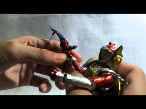 [Review] Tamashii  Exclusive 2014 S.H.Figuarts Kamen Rider Baron Lemon Energy Arms!!!