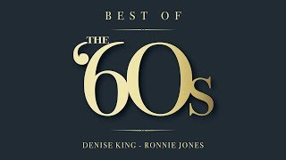 Download Lagu Best Of The 60s - Denise King & Ronnie Jones - Greatest Hits Playlist Gratis STAFABAND