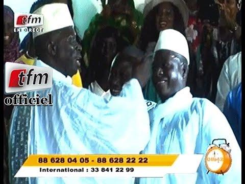 Yeewu Leen - 13 Avril 2015 - Quand Kouthia et Yaya Jammeh se donnent en spectacle