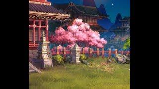 Seven Knights Kagura Village BGM OST LOBBY SCREEN !