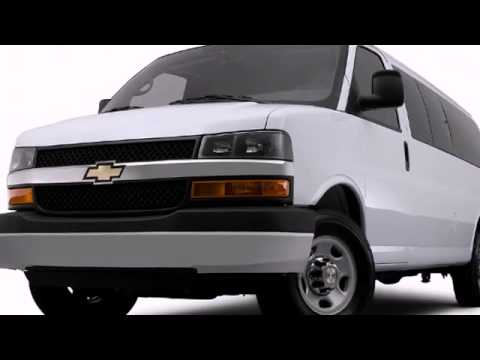 2012 Chevrolet Express 3500 Video