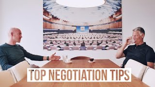 Seek the CONFLICT - Top Tips for NEGOTIATIONS w/ Matthias Schranner