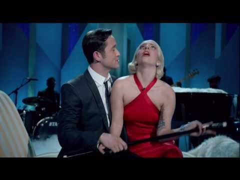 Lady Gaga - Joseph Gordon-Levitt Baby It's Cold Outside Music Videos