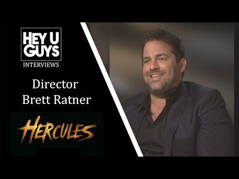 Director Brett Ratner Interview - Hercules
