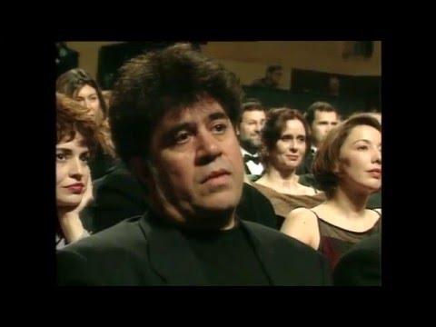 José Salcedo gana el Goya a Mejor Montaje en los premios del 2000