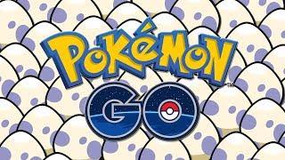 ¡¡¡Abriendo más de 100 huevos de 10 Km en Pokémon GO!!! [Keibron]