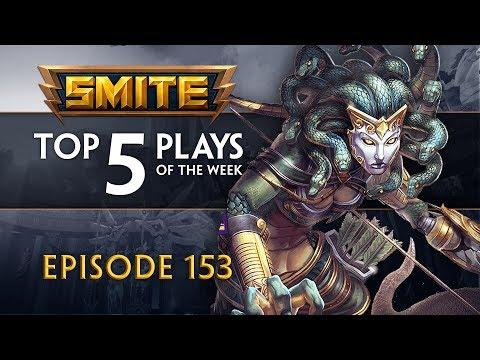 SMITE - Top 5 Plays #153