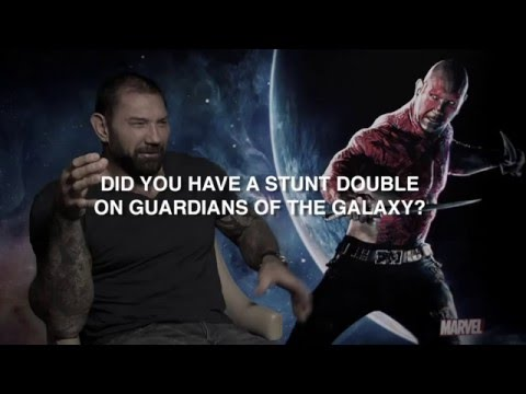 Batista Interview: On His Latest Wwe Run, Daniel Bryan, Triple H, The Fans & Guardians Of The Galaxy video