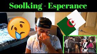 Soolking - Espérance *REACTION* (ALGERIAN MUSIC) *EMOTIONAL*