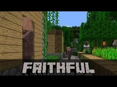 Minecraft jak pobrać texture pack faithful 32x32 [1.6.2 1.6.4 1.7.2]