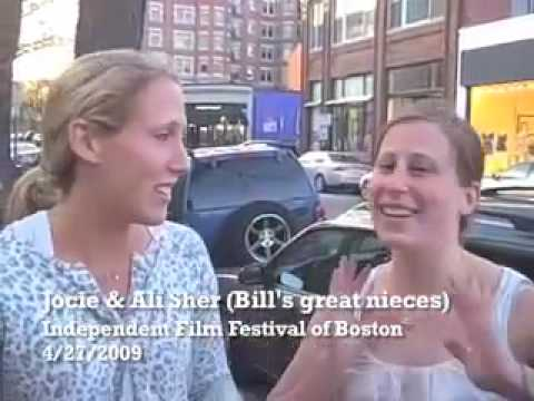 Jocie and Ali Sher tell a Bill Story