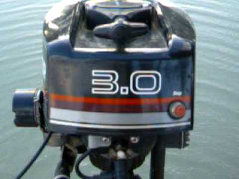 Gamefisher Motor 3 Hp