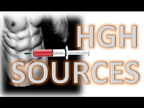 Top 3 HGH Sources *** Hollywood Secrets Exposed