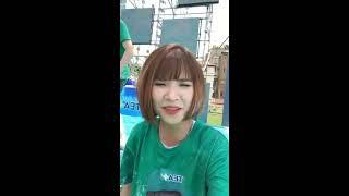 Khởi My livestream cùng Kelvin Khánh tại Event Tea Plus (12/05/2018)