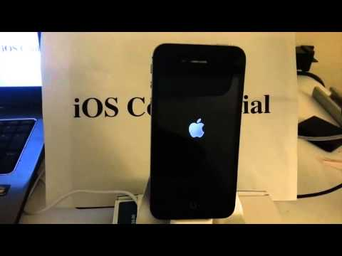 Sprint Verizon iPhone 4S CDMA unlock: Tmobile Straight Talk H2O Simple Mobile Prepaid - EASY