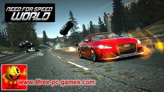 Need for Speed World - Online Car Racing Game