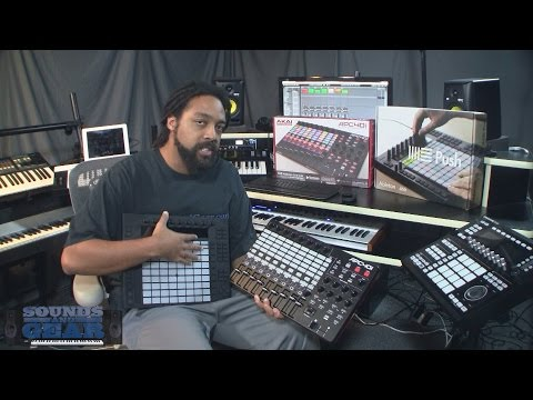 Comparison: Ableton Push vs Akai APC40 MKII - Which one is best for you?