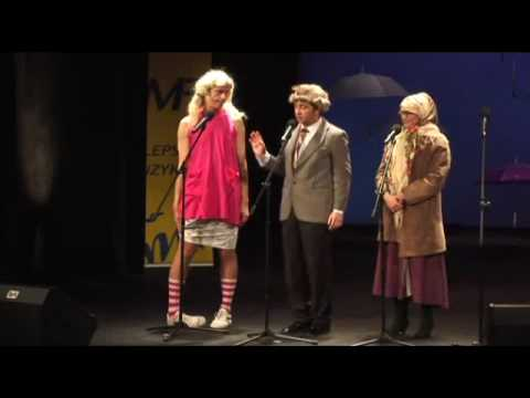 Kabaret Pod Wyrwigroszem - Uświadamianie Martinki