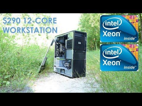 eBay Finds: $290 12-Core Xeon X5650 Workstation, 24GB RAM, HP Z600