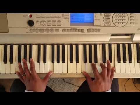 LIONEL RICHIE - HELLO (PIANO TUTORIAL)