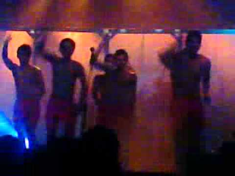 No Touch. (the Hot Men) video