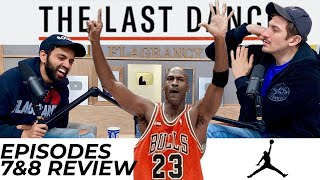 Andrew Schulz Reviews The Last Dance Ep 7 & 8 w/ Akaash Singh