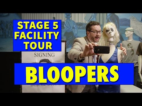 RT Shorts - Stage 5 Facility Tour Bloopers!