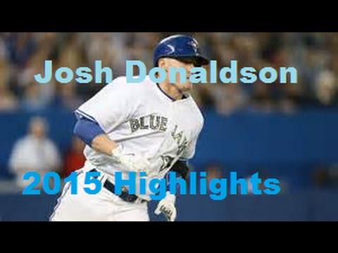 Josh Donaldson 2015 Highlights