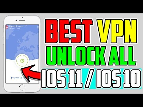 How To Get FREE UNLIMITED VPN For iOS 11 / 10 / 9 (NO Jailbreak NO Computer) iPhone, iPad, iPod