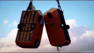 Caravan Conkers! - Top Gear - BBC
