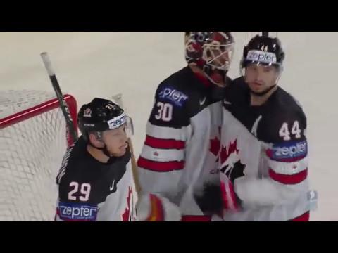 ЧМ 2017. Канада-Словения 7-2. WM.Kanada-Slovenia May 7