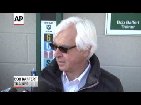 Contending Horse Out of Kentucky Derby