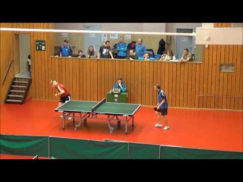 Tischtennis Verbandsoberliga Mülheim-Wackernheim Greber-Wolf