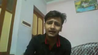 Aj Amaye Sopno Dekhabi Ay   Power   JEET   Jeet Ganguly   Cover By Ritobroto Trivedi