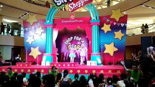 Shopkins Shoppers Shop For A Star Live Show Part 1