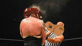 Jeff Jarrett Betrays Grado