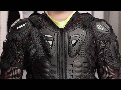 Fox Racing Titan Sport Jacket Review at RevZilla.com