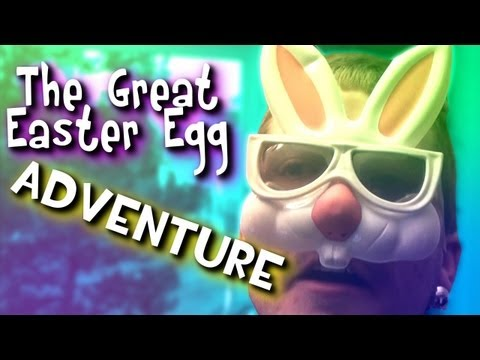 The Great Easter Egg Adventure!! (Happy Easter)