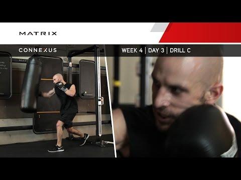Connexus - Boxing - Week 4 - Day 3 - Drill C
