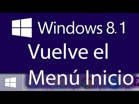 Como usar Windows 8.1 Tutorial Windows 8.1 opciones y nuevas Apps