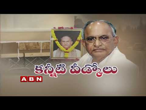 CM Chandrababu and Vice President Venkaiah Naidu to attend MVVS Murthy Last Rites
