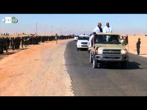 Ban Ki-Moon llega a los campos de refugiados saharauis