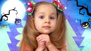 Diana y Roma solos en casa Videos para niños