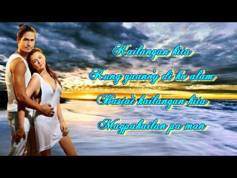 Kailangan Kita - Jed Madela (Apoy Sa Dagat OST) With Lyrics