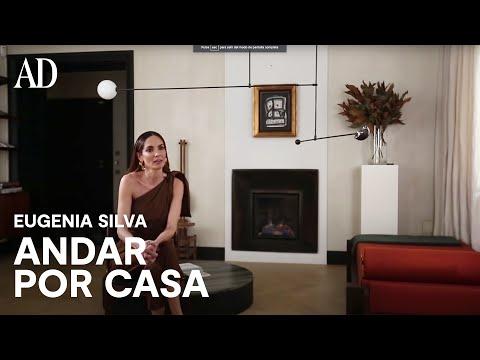 Eugenia SILVA nos habla de su 'CASA MODELO' en MADRID