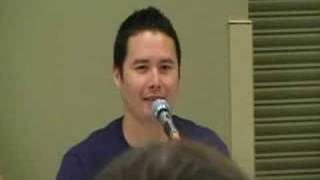 Johnny Yong Bosch Does Character Voices