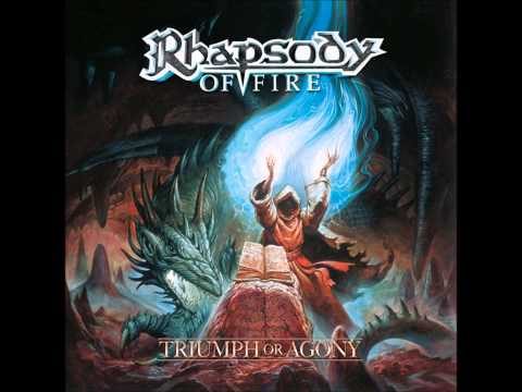 Rhapsody Of Fire - The Mystic Prophecy Of The Demonknight