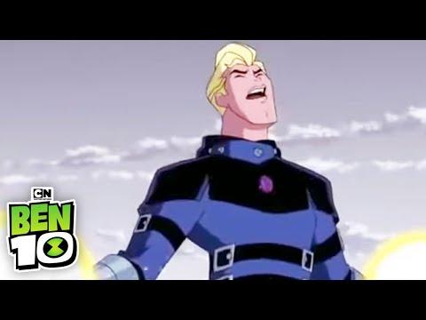 Omniverse: Galactic Monsters The Return of Ghostfreak Ben 10 Cartoon Network