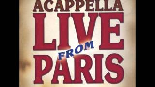 03   Acapella live from Paris   Sweet Fellowship